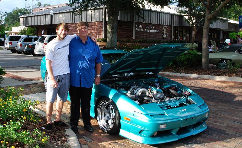 Brett & Gary
