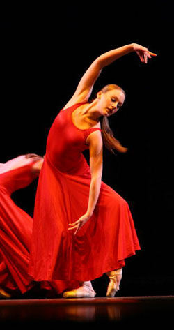 Madison Dancing