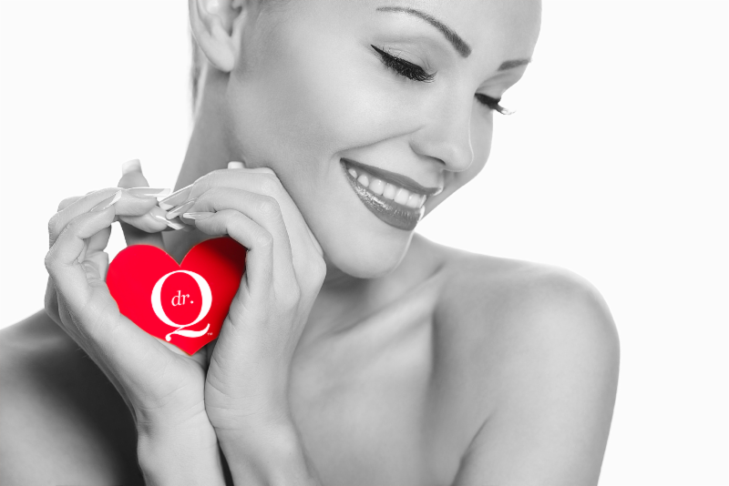 FALL IN LOVE WITH YOURSELF ALL OVER AGAIN WITH DR Q.