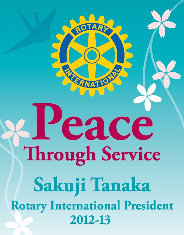 Peace Through Service