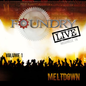 Foundry Live final cover