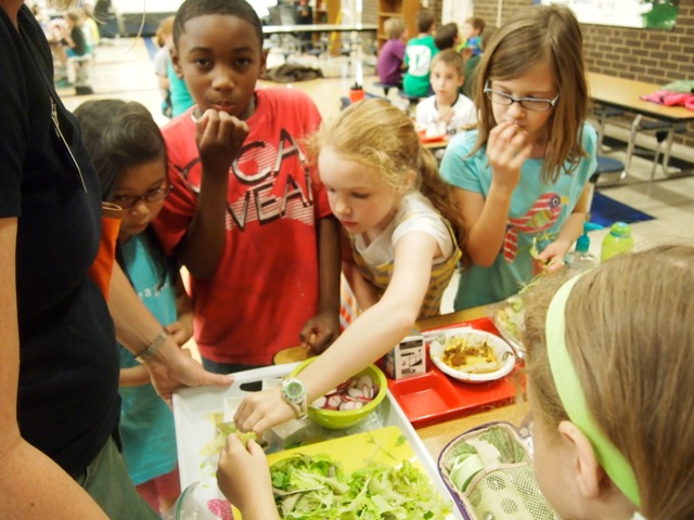 3rd Grade Service Learning