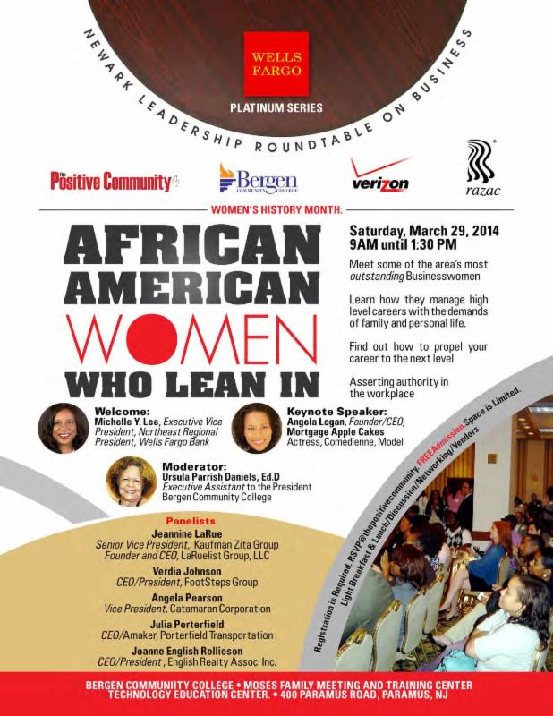 african american women who lean in roundtable
