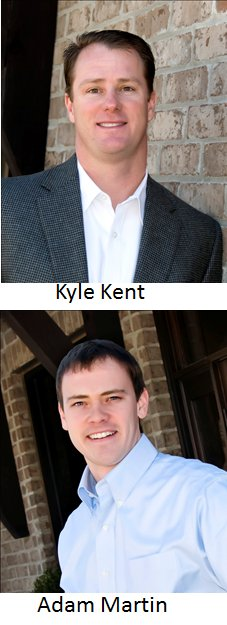 Kyle and Adam