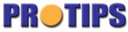 Arjay ProTip Logo