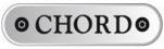 Chord logo silver