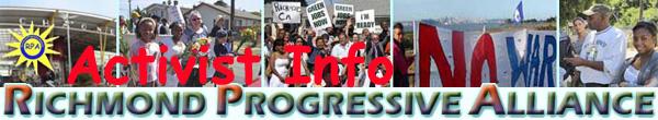 RPA Activist Info Masthead