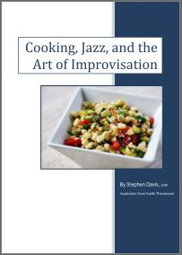 Cooking Jazz and the Art of Improvisation_Company of Experts