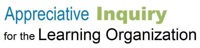 appreciative inquiry for the learning organization