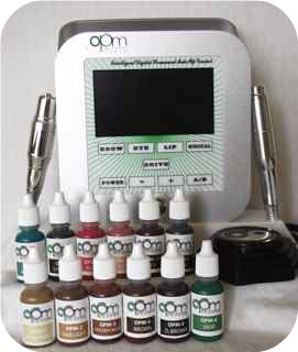 Introducing ORGANIC PERMANENT MAKEUP Welcome to