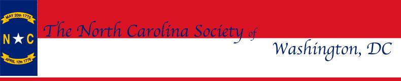 Image result for North Carolina Society of Washington