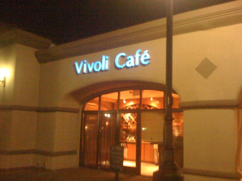 Vivoli Cafe and Trattoria