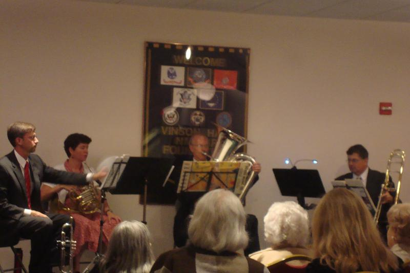 McLean Orchestra Concert 9.2011