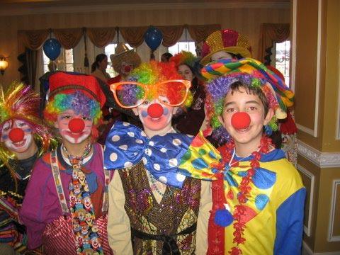 Mitzvah Clowns