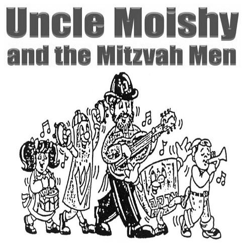 Uncle Moishy and the Mitzvah Men