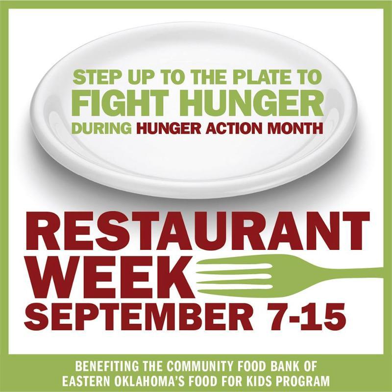 Tulsa Restaurant Week