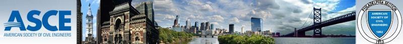 ASCE Philadelphia Section Website