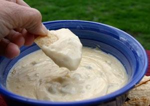Hatch Monterey Jack Cheese Dip