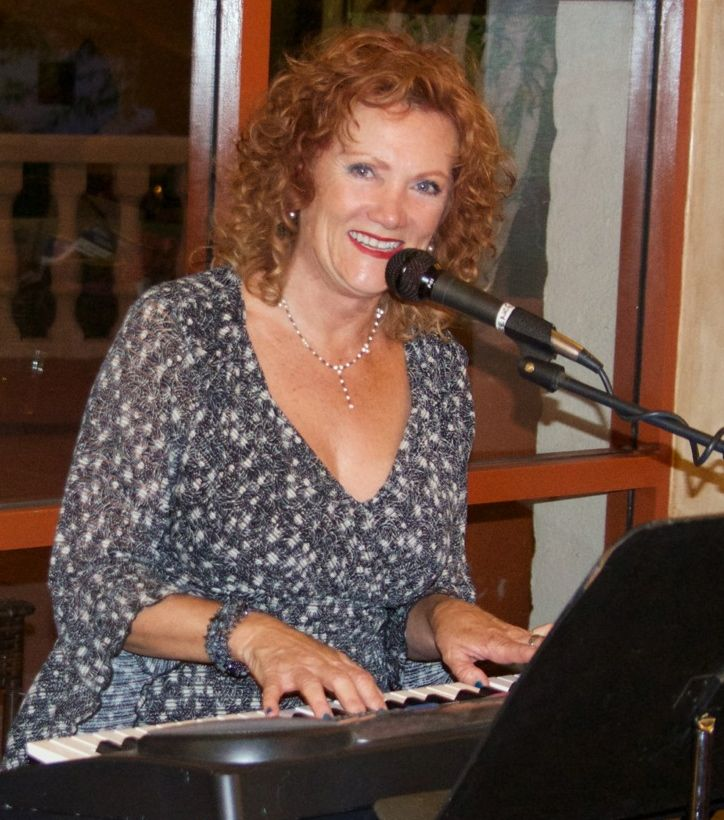 Beth at Piano