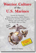 Warrior Culture of the US Marines: Purchase Your Copy Today!