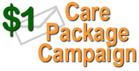 $1 Care Package Campaign