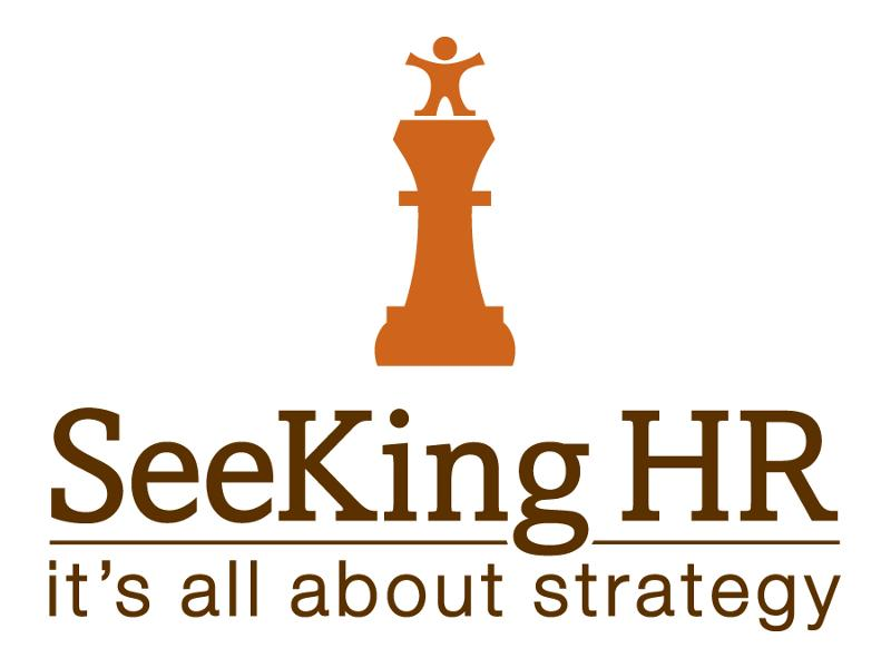 New Seeking HR Logo