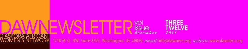 DAWW Newsletter Header Dec 11