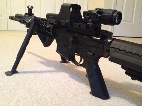 Brian's Rifle