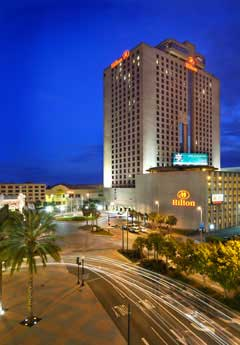 Hilton Hotel New Orleans