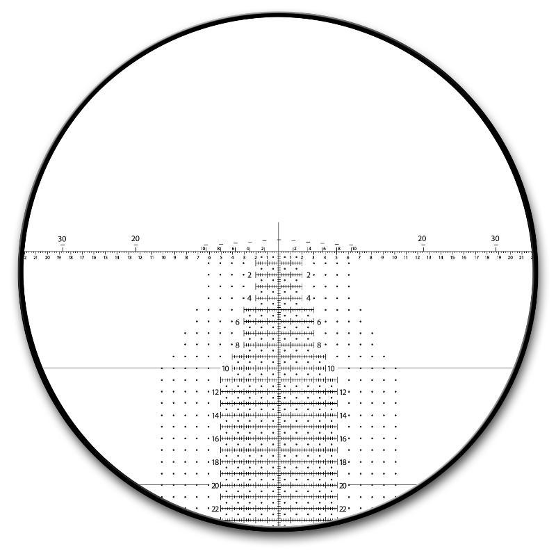 H58 reticle