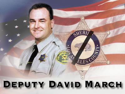 Deputy Dave March