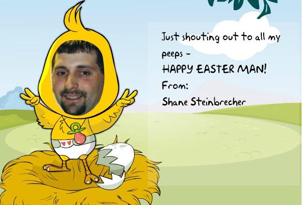 Shane- Easter