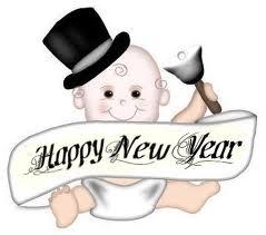 New Years Baby 2