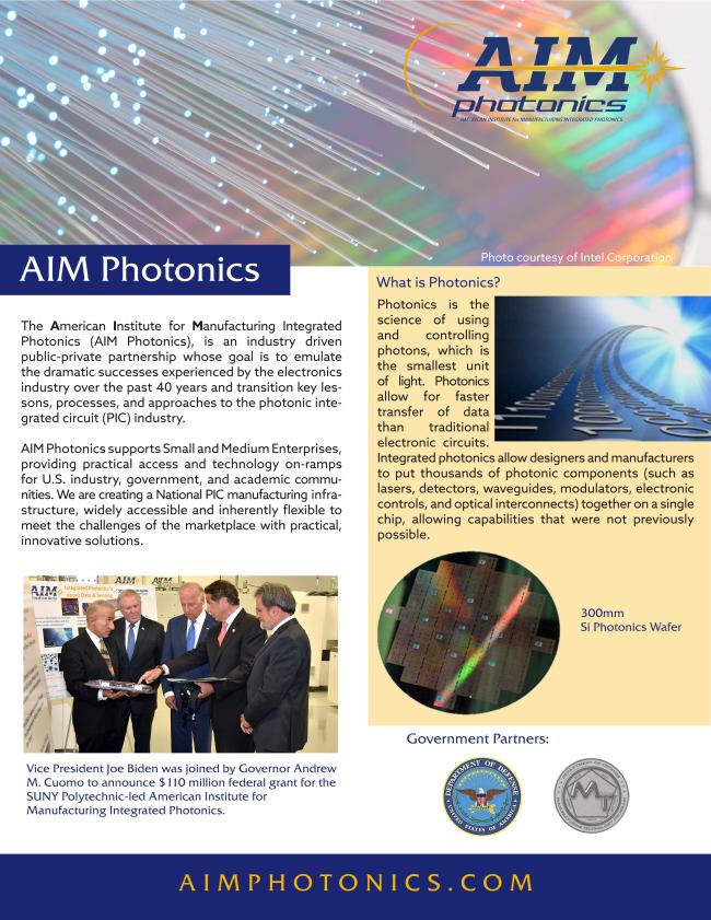 AIM Informational Pamphlet