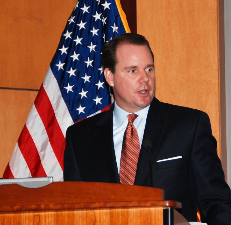 Lt Gov Todd Lamb 2012
