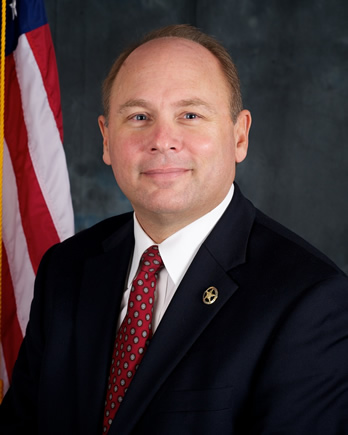 Clayton Johnson, US Marshal