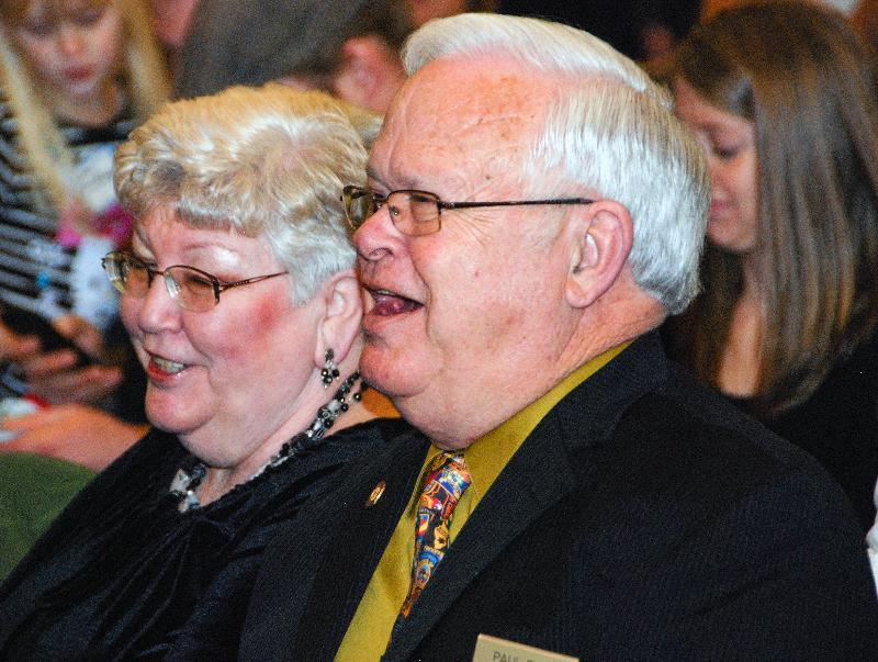 Representative and Mrs. Paul Roan