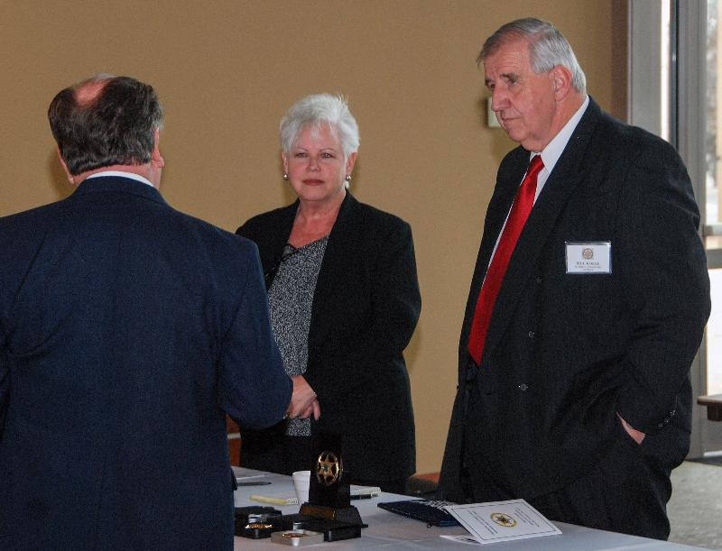 Susan & Bill Boese Membership Table 2012