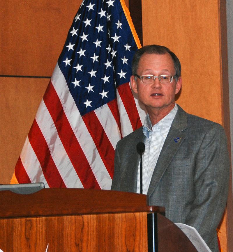 Dr. Bob Blackburn 2012