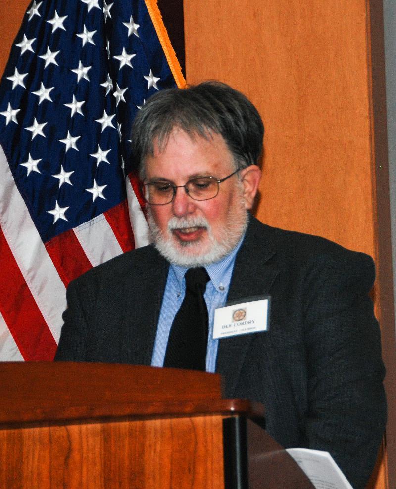 President Cordry 2012