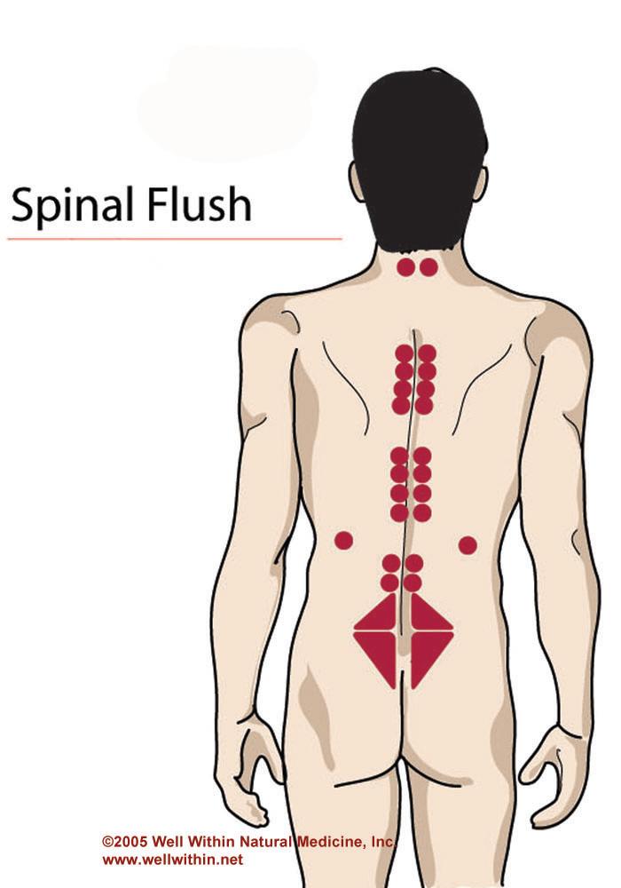 Spinal Flush