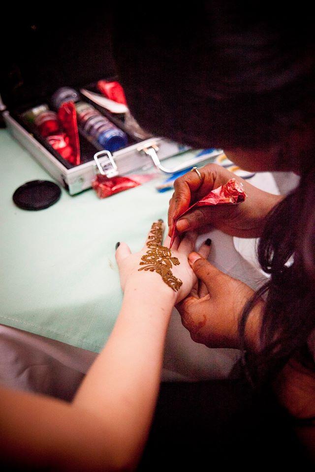 shilpa henna