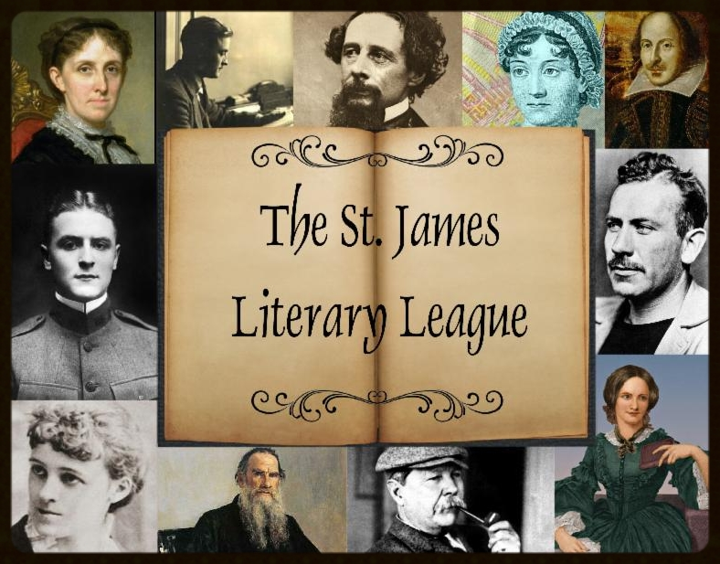 St James Literary League May Meeting 2017