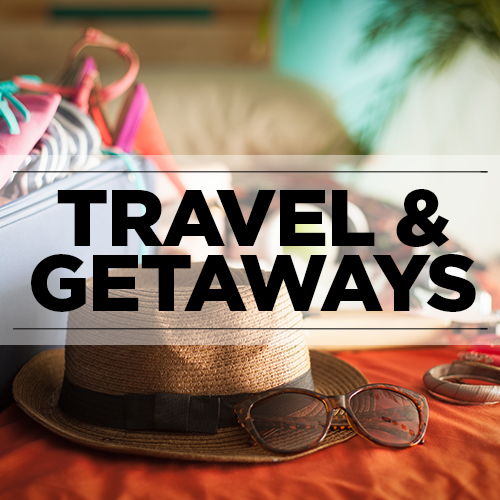 Travel & Getaways