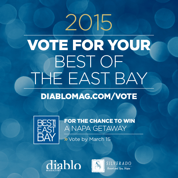 Vote for Your Best of the East Bay