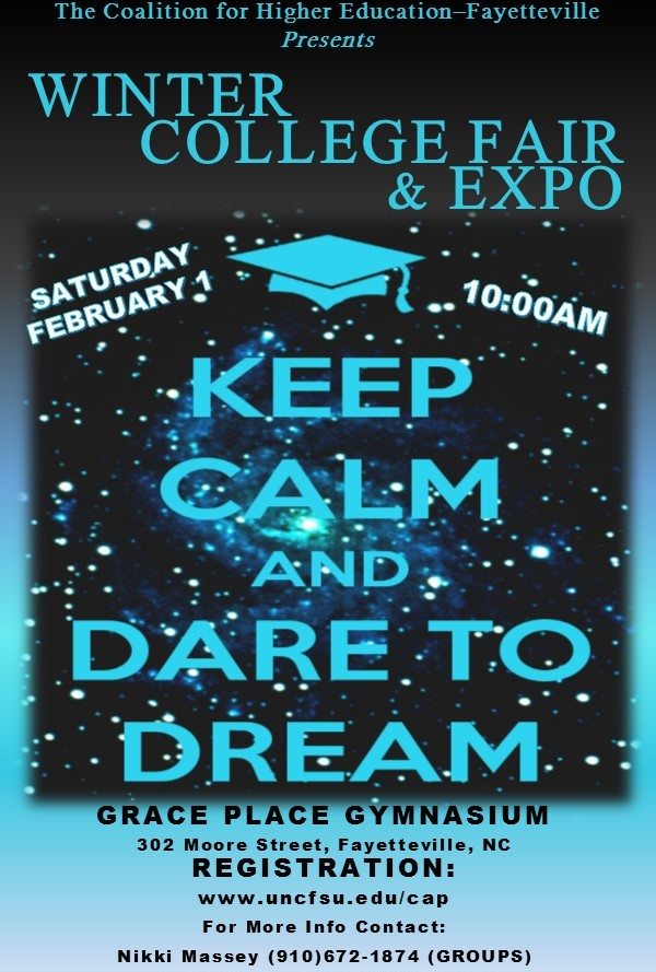 Winter College Expo