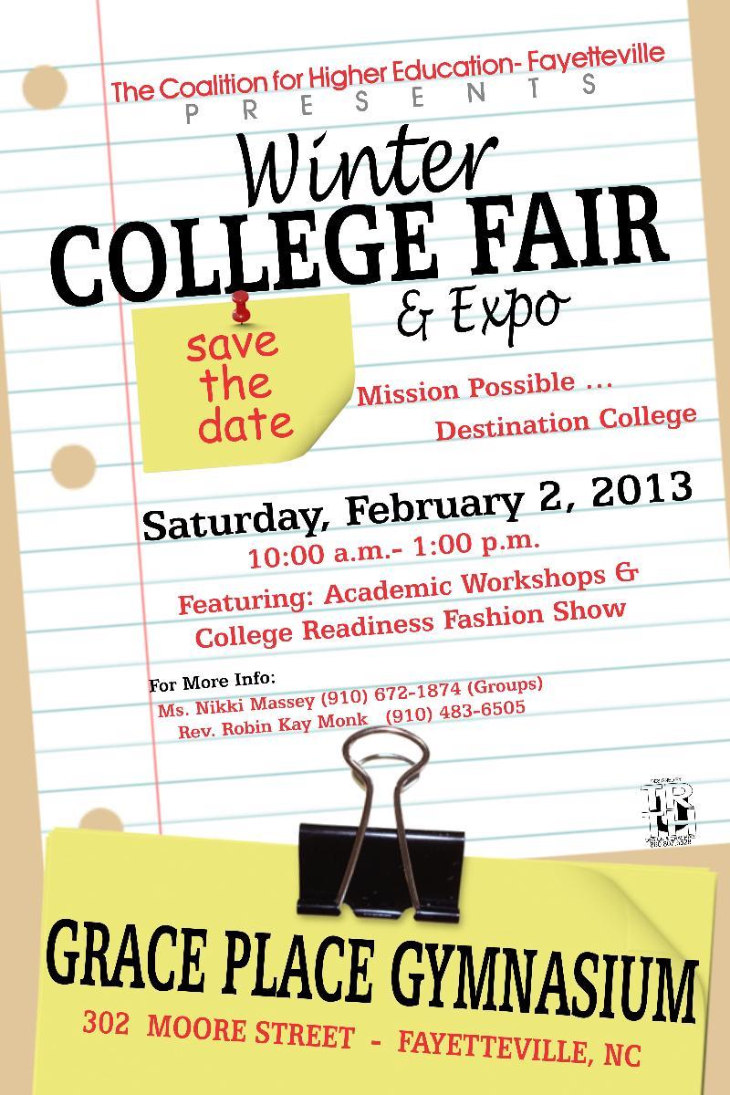 Winter College Expo 13