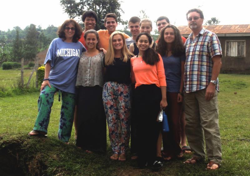 2014 Whitman interns