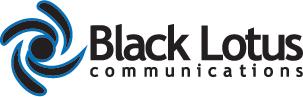 Black Lotus logo, short title