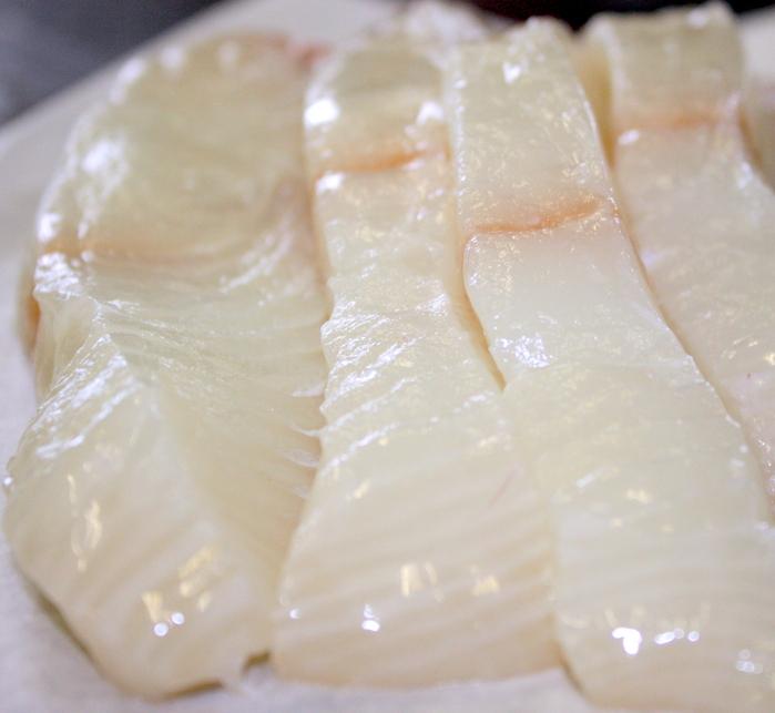 halibut strips